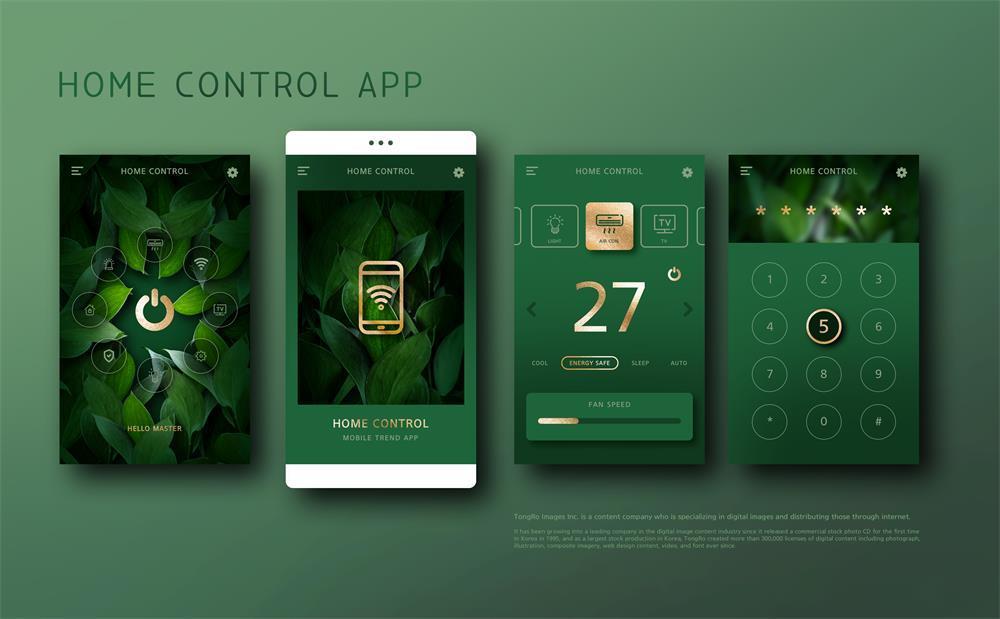 创意时尚手机界面APP设计源文件psd47